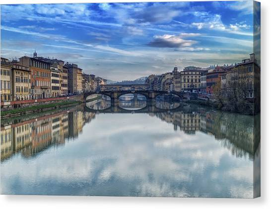St. Trinity Bridge Canvas Print