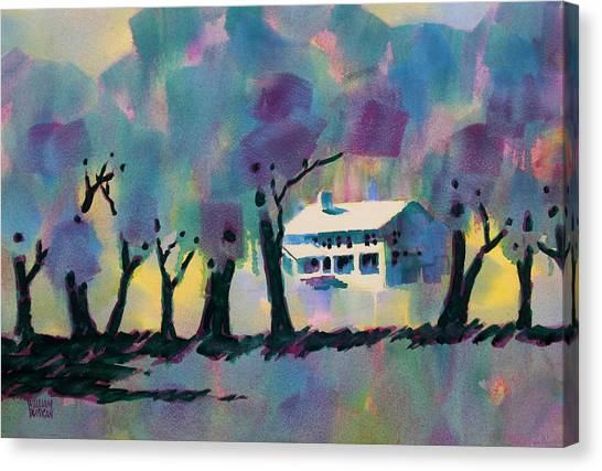 Stafford House Canvas Print