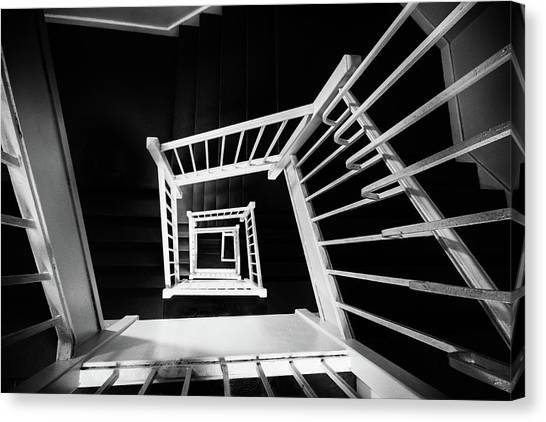 Staircase II Canvas Print