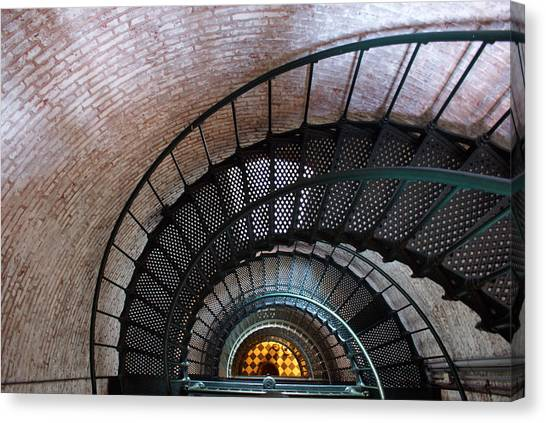 Staircase Canvas Print by Patrick  Flynn