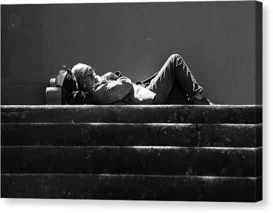 Canvas Print - Stairs To Heaven by The Artist Project