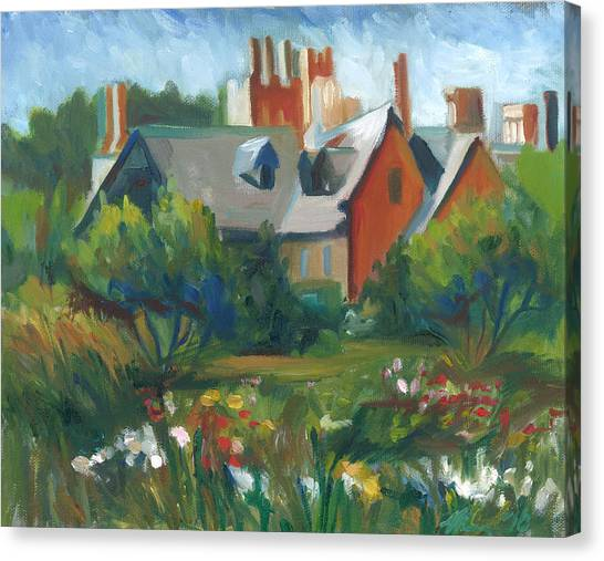 Stan Hywet Hall Canvas Print