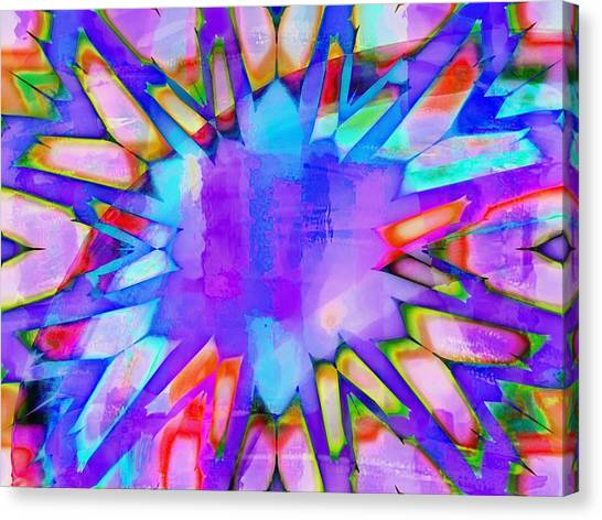 Canvas Print - Star by Contemporary Art