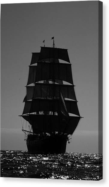 Star Of India  Canvas Print