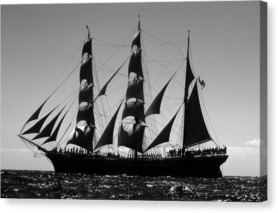 Star Of India Port Side Canvas Print