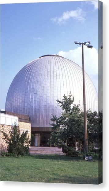 Star Planetarium Berlin Canvas Print