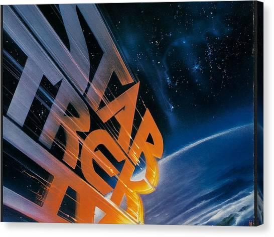 Star Trek Canvas Print - star trek iV the voyage home by Super Lovely