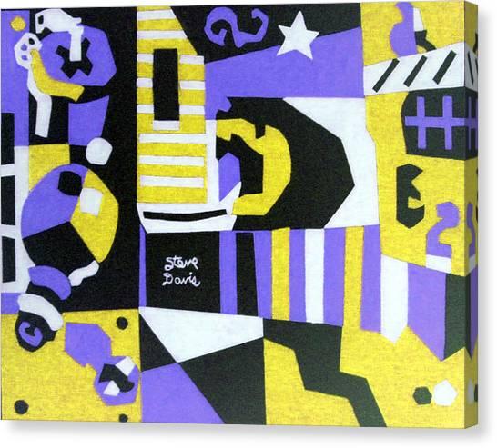 Starbrite Starlight Canvas Print by Stephen Davis