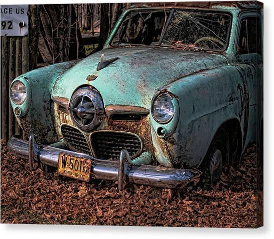 Starlite Coupe Canvas Print