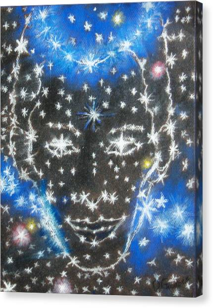Starry Eyed 2 Canvas Print