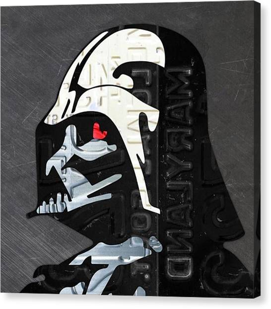 Canvas Print - #starwars #theforceawakens #episode7 by Design Turnpike