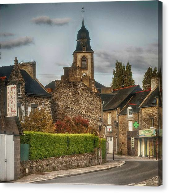 St.coulomb Canvas Print