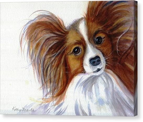 Stella Canvas Print by Kathy Nesseth
