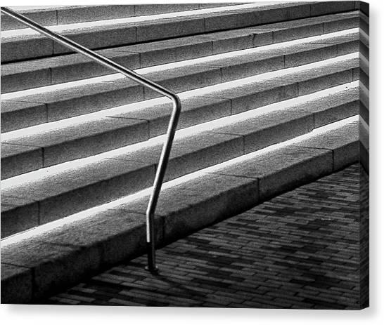 Steps Canvas Print