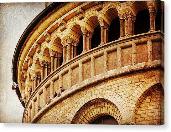 St. Gereon Church In Cologne, Germany Canvas Print