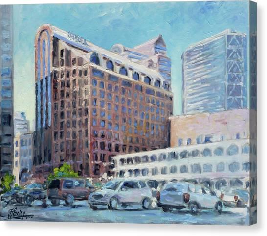 Canvas Print - Stifel - Saint Louis by Irek Szelag