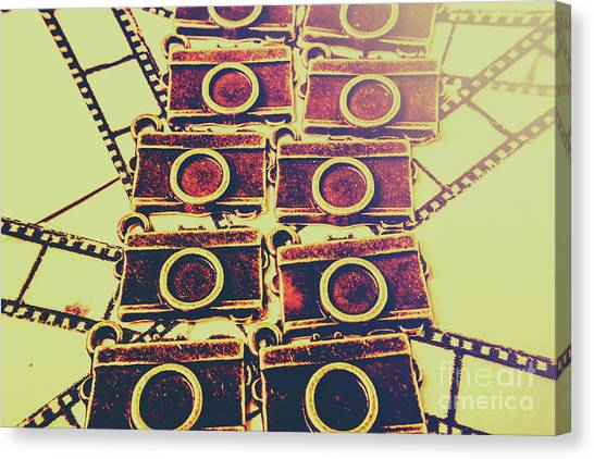 Equipment Canvas Print - Still In Film by Jorgo Photography - Wall Art Gallery