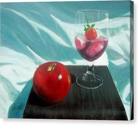 Still Life Canvas Print by Tony Rodriguez