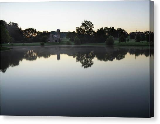Stillness Canvas Print