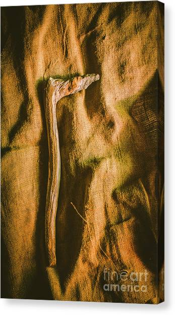 Ancient Art Canvas Print - Stone Age Tools by Jorgo Photography - Wall Art Gallery