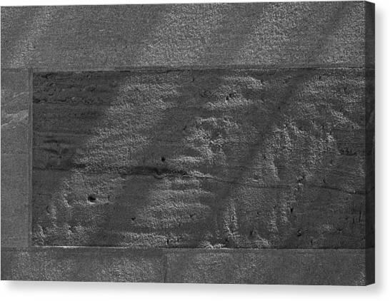Stone And Light Canvas Print by Robert Ullmann