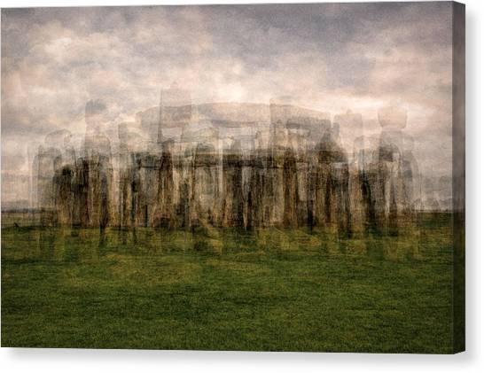 Stonehenge Canvas Print by Denis Bouchard