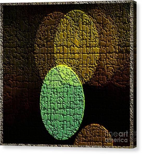 Stoneware Canvas Print