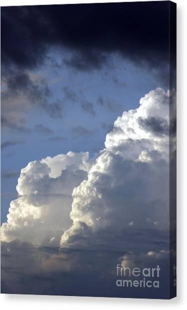 Storm Clouds 3 Canvas Print