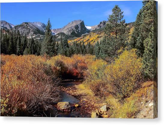 Storm Pass Trail Canvas Print
