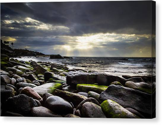Storm's End Canvas Print