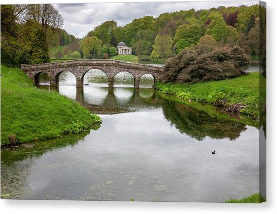 Stourhead Canvas Print