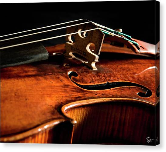 Stradivarius Canvas Print