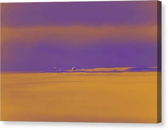 Straitsmouth Dream Canvas Print