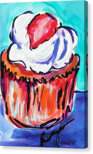 Strawberry Sensation Canvas Print