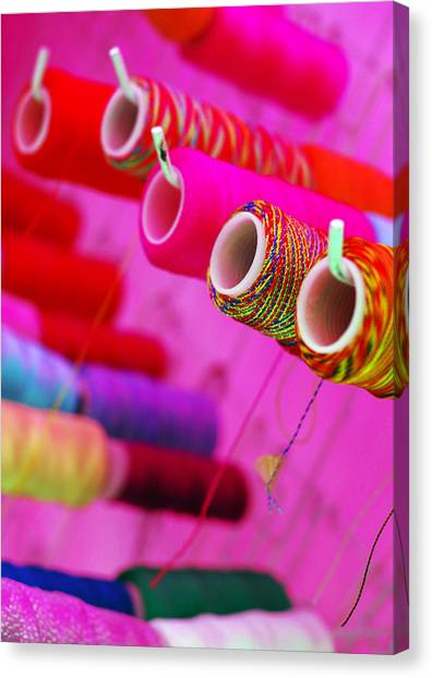 Canvas Print - String Theory by Skip Hunt