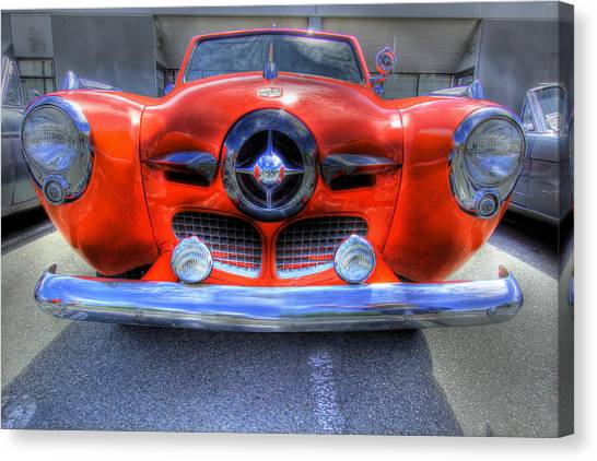Studebaker Canvas Print by Naman Imagery