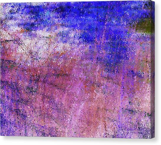 Study Of Brush Canvas Print