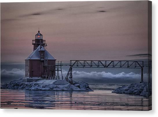 Sturgeon Bay 3 Canvas Print