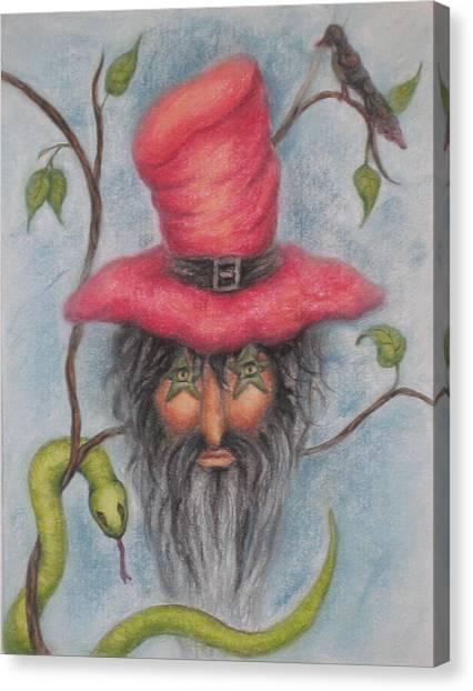 Stymie The Dwarf Canvas Print