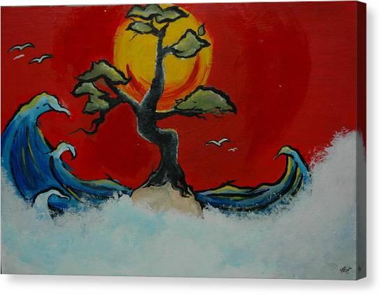 Sublime Inspiration  Canvas Print