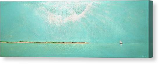 Subtle Atmosphere Canvas Print