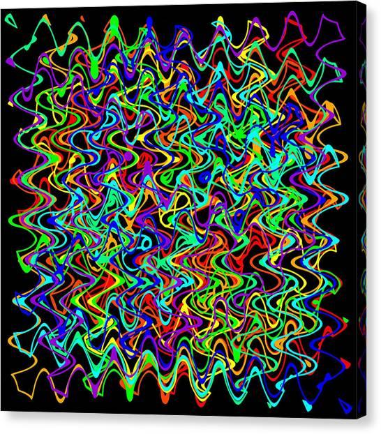 Sudoku2-b Canvas Print by Ron Brown