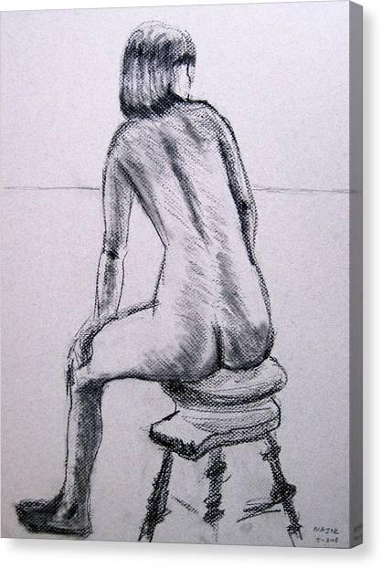 Sue Anne Canvas Print