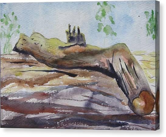Suicide  Canvas Print by Rima