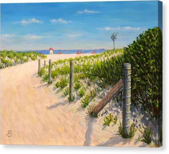Summer 12-28-13 Canvas Print