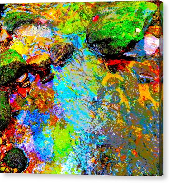Summer 2015 Mix 3 Canvas Print