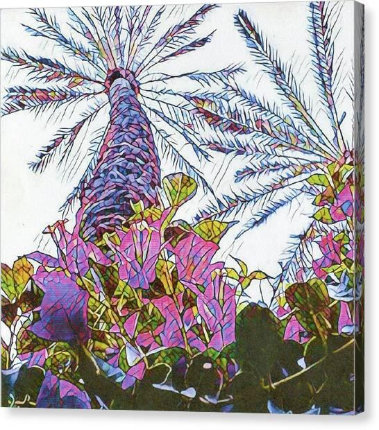 Canvas Print - Summer by Bitten Kari