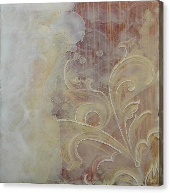 Summer Breeze Canvas Print by Monica James