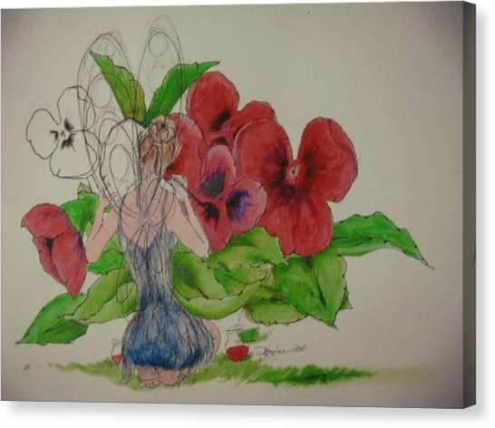 Summer Chores Canvas Print