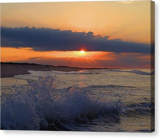 Summer Dawn I I Canvas Print